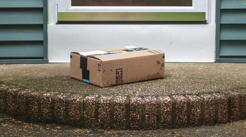 Abstellerlaubnis für Pakete