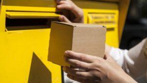 Paket Briefkasten
