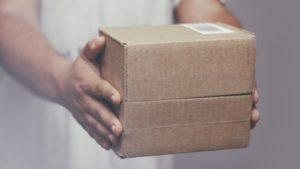 Paket packen