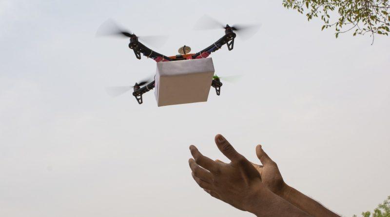 Paketversand per Drohne